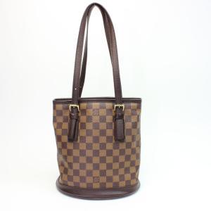 ルイヴィトン (Louis Vuitton) ダミエエベヌ マレ(ポーチ付) N42240