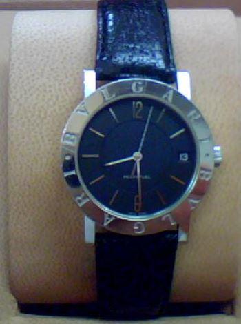 cheaper 892e4 6324f BVLGARI ブルガリ メンズクォーツ時計 バッグ・時計・ジュエリー ...