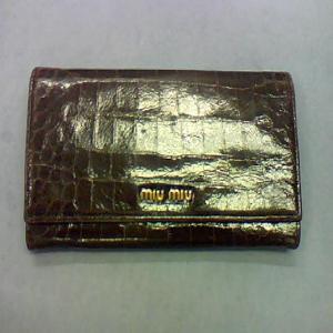 ミュウミュウ財布買取亀戸