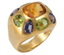CHANEL_Baroque ring