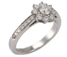 TIFFANY & CO_Flora diamond ring