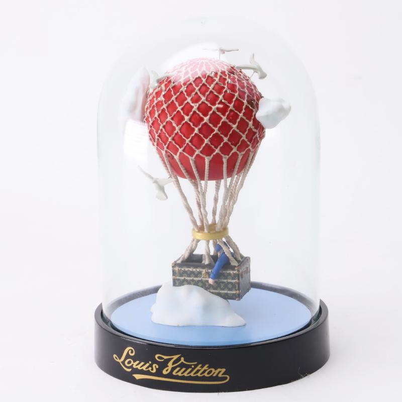 Louis Vuitton Novelty Balloon Glass Dome