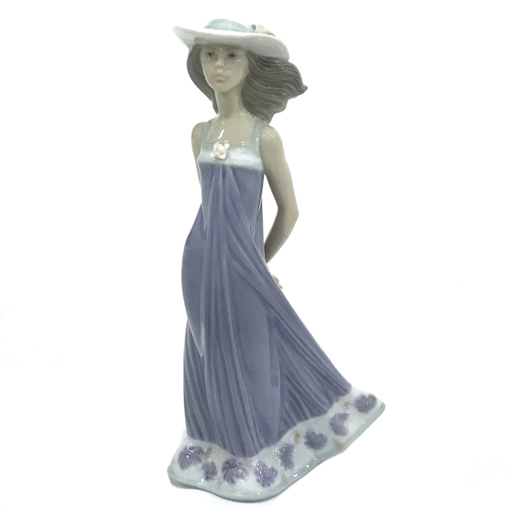 Lladro girl figurine figurine