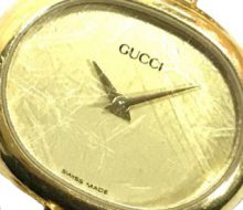 Gucci 1600 Quartz Ladies Watch