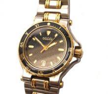 Gucci 9700L Quartz Ladies Watch