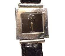Gucci 600J Quartz Ladies Watch