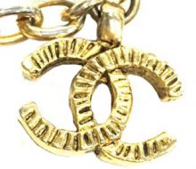 Chanel Cocomark Chain Long Necklace