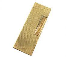 Dunhill Roller Gas Lighter Gold