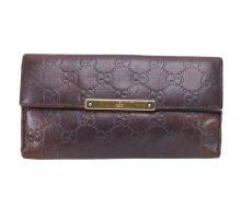 Gucci Shima 2-fold wallet