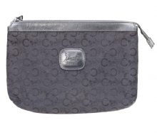 Celine canvas monkey C pouch