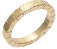 Cartier Lanier Ring K18