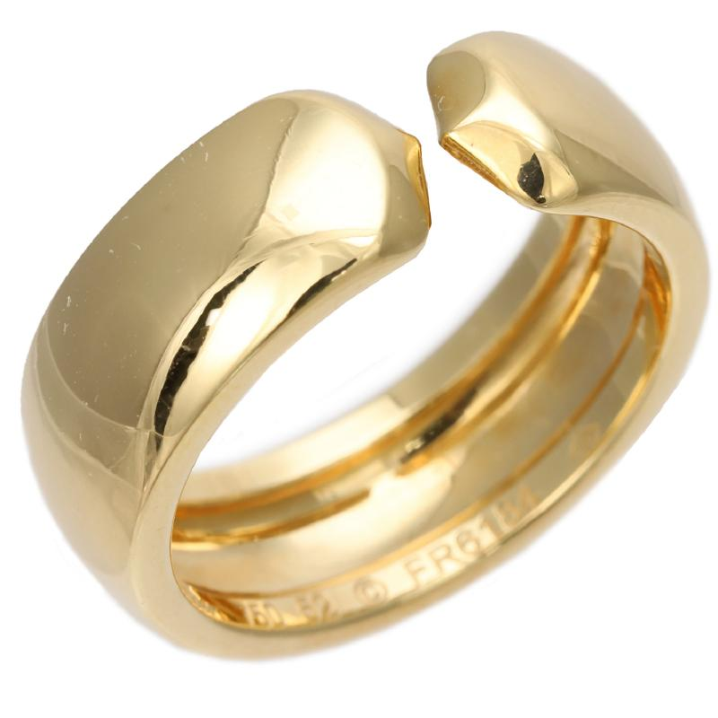 Cartier Absolue Ring K18