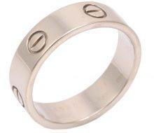 Cartier Love Ring K18WG