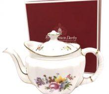 Royal Crown Derby Teapot