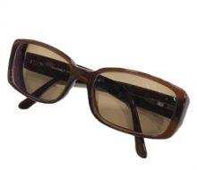 Chanel Coco Camellia Matrasse sunglasses