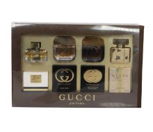 Gucci Guilty perfume set of 4