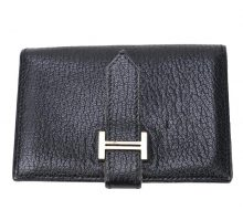 Hermes Bearn Compact 2-fold wallet