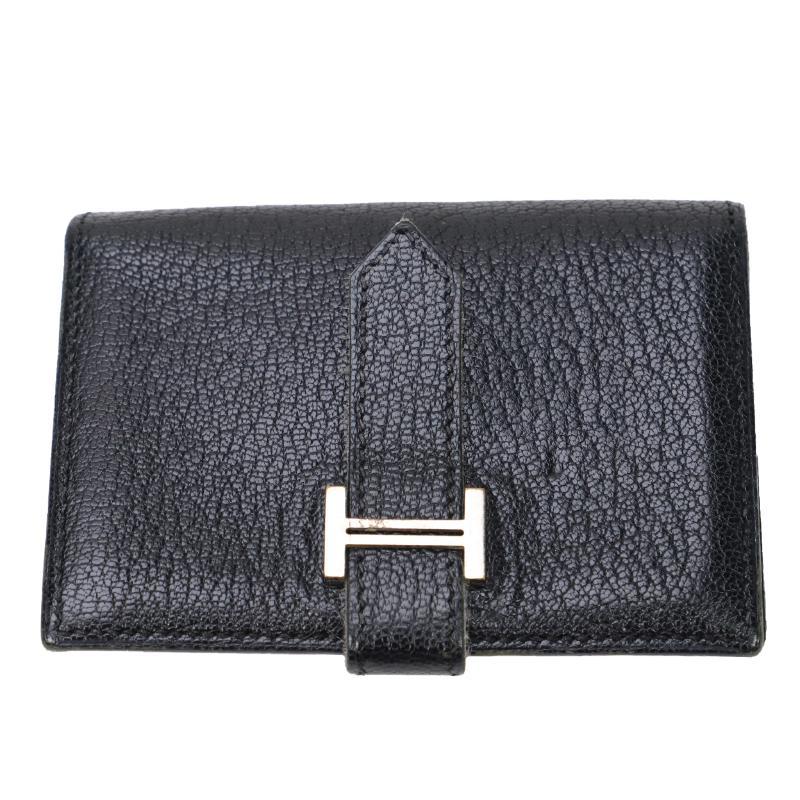 Hermes Bearn Compact 2-fold wallet