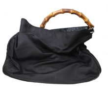 Gucci Bamboo Semi Shoulder Bag