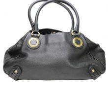 Etro Leather Semi Shoulder Bag