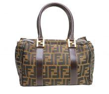 Fendi Zucca semi-shoulder bag