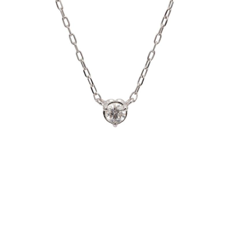 Yonde Sea Diamond Necklace