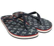 Louis Vuitton Rubber Beach Sandals