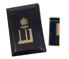 Dunhill roller gas lighter