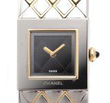 Chanel Matrasse Ladies Quartz Watch