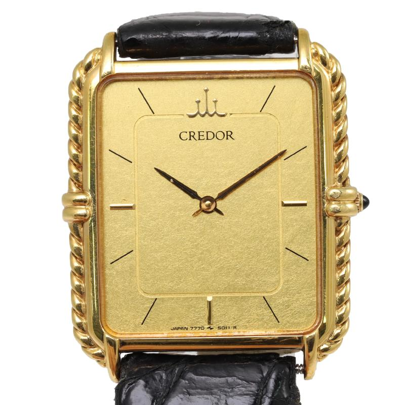 Credor ladies watch