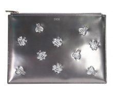 Dior KAWS collaboration Bee clutch bag