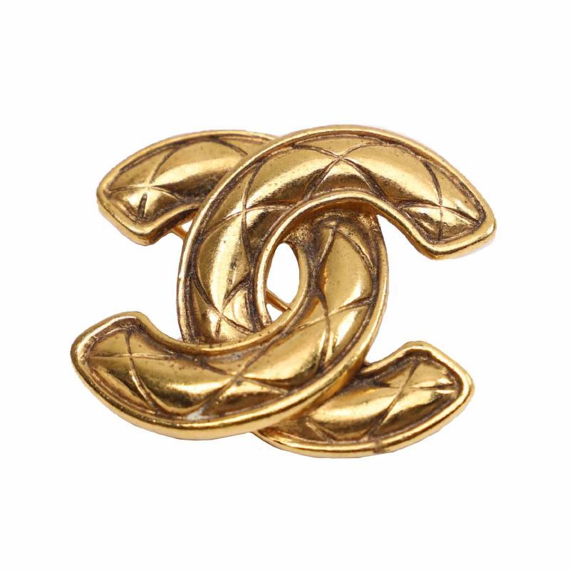 Chanel Coco Mark Brooch