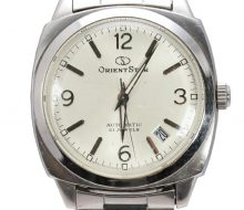 Orient Star Men's Back Skeleton Date Automatic Watch