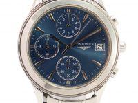 Longines Date Chrono Quartz Watch