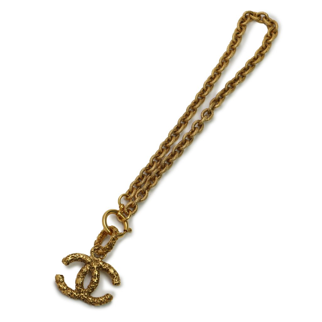 Chanel Coco Mark Necklace