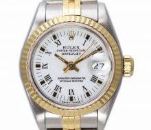 Rolex 69173 Datejust Ladies Automatic