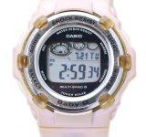 Casio G-SHOCK BABY-G solar watch