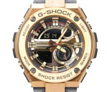 Casio G-SHOCK Men's Digiana Rubber Quartz