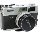 Canon QL 40mmf / 1.7-16G