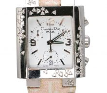 Christian Dior Ladies Riva Quartz Watch