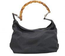 Gucci bamboo semi-shoulder bag