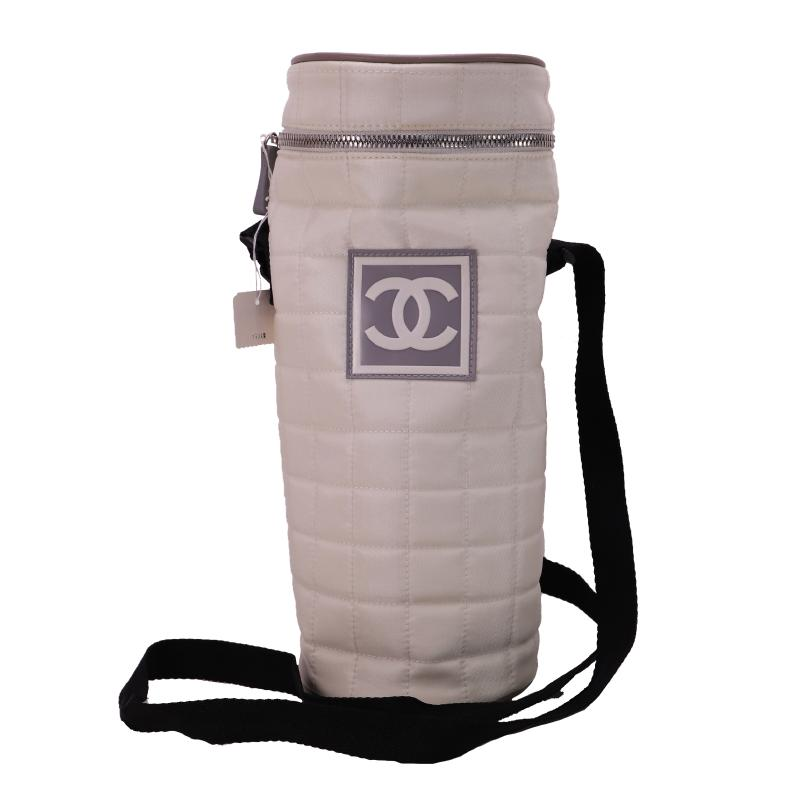 Chanel sports bottle type bag