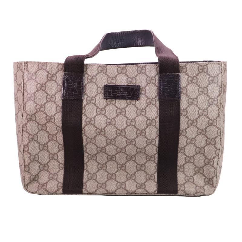 Gucci PVC tote bag