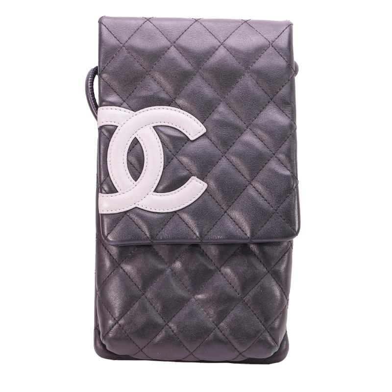 Chanel Cambon Flap Shoulder Bag