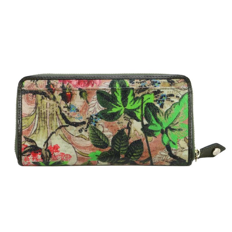 Vivienne Westwood round zip wallet