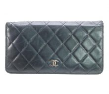Chanel Matrasse two-fold wallet