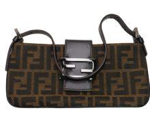 Fendi Zucca mini handbag