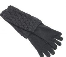 Moncler knit gloves