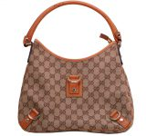 Gucci GG canvas one-shoulder bag