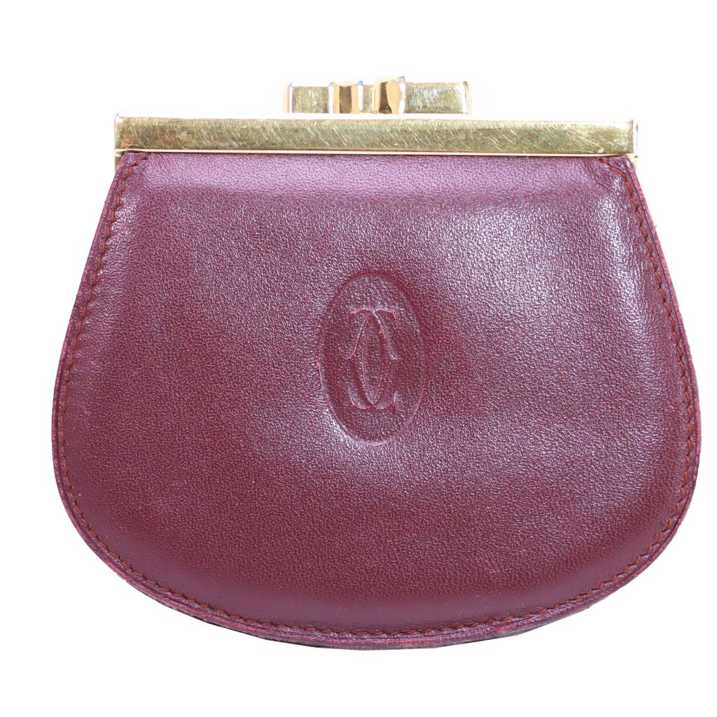 Cartier mast coin case